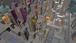 Tweaking Unity 3D and Its Plugins for The Procedural Generation in Light Trail Rush, by Jonathan