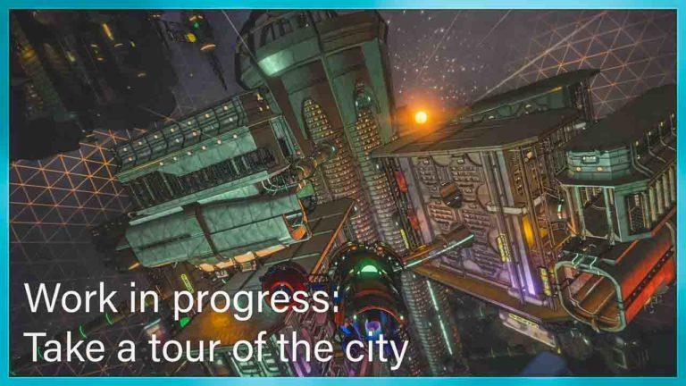 Take a City Tour!